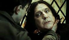 ALAN RICKMAN'S Severus Snape did not die during the Battle of Hogwarts at the end of Harry Potter and the Deathly Hallows, according to an amazing new fan theory.