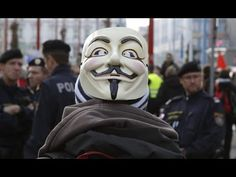 Anonymous - Operation Brussels #OpBrussels