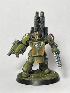 40k Armies, 40k Imperial Guard, Sci Fi Armor, Warhammer Models, Warhammer 40k Miniatures, Mini Paintings, Warhammer 40000, Space Marine, Sci Fi Fantasy