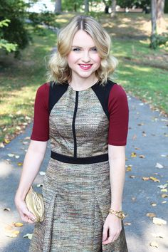Cathy from @PoorLittleItGirl looks gorgeous in our Shine dress on today's post! #AliRoStyle #SeminoleStyle