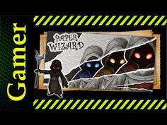 Андроид игры | Paper Wizard | РПГ андроид