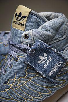 Jeremy Scott - Jeans Adidas