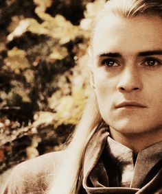 Legolas is simply beautiul