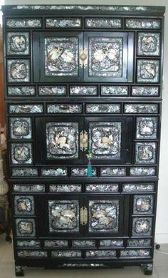 Asian furniture black, sophie marceau nude tube