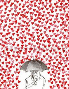 When your bestfriend falls in love..