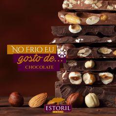 Quem não ama chocolate!!! O Hotel, Stuffed Mushrooms, Chocolate, Vegetables, Food, Stuff Mushrooms, Schokolade, Veggie Food, Vegetable Recipes