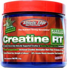The World's First & Only Clinically Supported Creatine & Russian Tarragon Extract Combination. NO CARBS/SUGAR NEEDED. Best Creatine, One And Only, Bodybuilding, Muscle, Nutrition, Sugar, Food, Essen, Meals