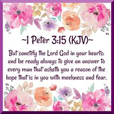 Sanctify the LORD GOD Amen Hallelujah and more Blessings!!