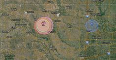 Small earthquakes shaking Oklahoma blamed on deep-injection wells.