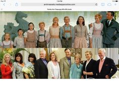 The Von Trapp family 45 years later