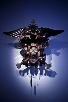 Unusual Cuckoo Clocks someday i need one of stefan strumbler's cuckoo clocks. | things i