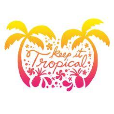 (Keep it T R O P I C A L) beach, relax, tropical, tropics, warm, ocean, sea, paradise, palm tree, palm trees, salt water, salt life, #beaches #islands #vacations