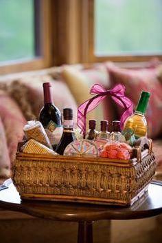 Unique Ideas for Gift Baskets
