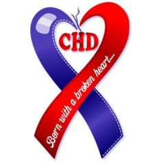 Broken hearts are the biggest hearts <3 CHD Awareness <3