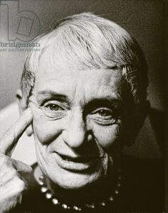 Dorothea Lange (1895-1965) 1963 (b/w photo)