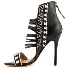 Savanna - Black Leather L.A.M.B. $324.99
