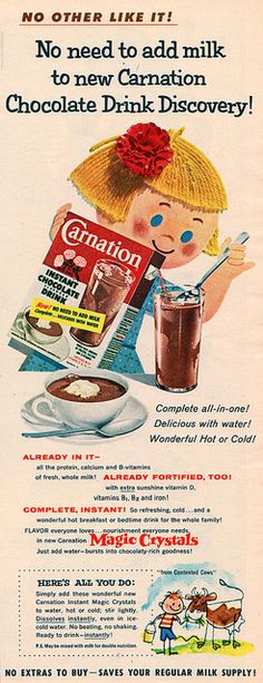 """1955 """"No other like it!""""  #ad #vintage"""