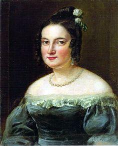 Queen Maria Christina of Spain European History, Women In History, Franz Josef I, Fernando Vii, Venice Mask, Spanish Royalty, Maria Theresa, Francis I, European Dress