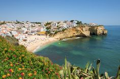 Carvoeiro beach @ Algarve - Portugal