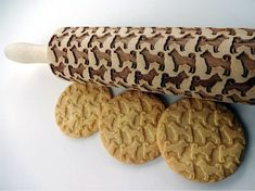 5 Pack PlayDoh Patterned Rolling Pin Arts and Crafts *TRUSTED SELLER*