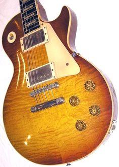 9-0836 1959 Gibson Les Paul, Les Paul Guitars, Guitar Pins, Les Paul Standard, Gibson Guitars, Body Electric, Acoustic Guitars, Vintage Guitars, Electric Guitars