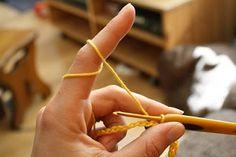 Busy fingers, busy life...: Simpel Leren Haken deel 3: Over Garens