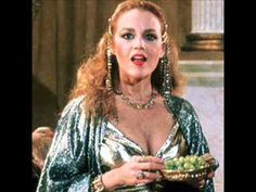 """Glitter and be Gay"" from Candide performed by Madeline Kahn. If you want to feel talentless."