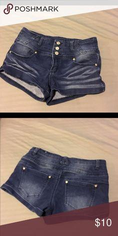 Shorts Rue 21 size 9/10 Rue21 Shorts Jean Shorts