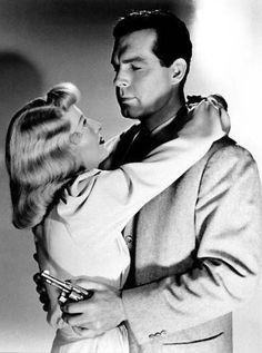 old movie stars | Fred MacMurray-Barbara Stanwyck