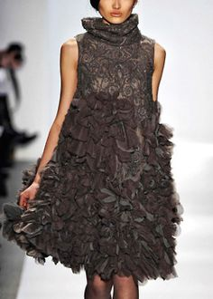 Dennis Basso Fall/Winter 2011/2012 Ready To Wear | New York