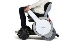 Cadeira elétrica desenvolvida no Japão pode percorrer até 20 quilômetros sem…