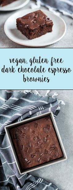 Vegan, gluten free d