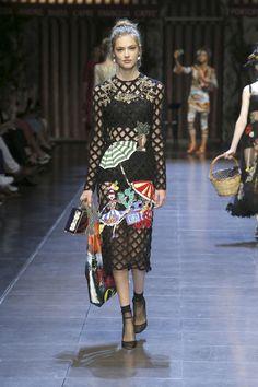 Netz-Mode - der Hingucker schlechthin!