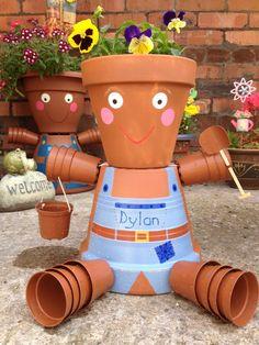Flowerpot man Dylan