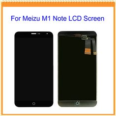 For Meizu meilan Note M1 Note LCD Screen Display with touch screen Digitizer Assembly Replacement Black,  with TRACK #clothing,#shoes,#jewelry,#women,#men,#hats,#watches,#belts,#fashion,#style