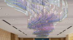Main Idea, Sculpture Art, Chandelier, Ceiling Lights, Display, Architecture, Lighting, Interior, Design