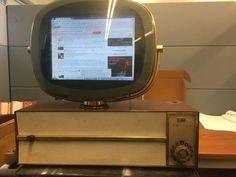 classic 1950s Philco Predicta TV