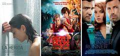 'La herida', 'Zipi y Zape y el club de la canica' y 'Runner, Runner' nuestros #estrenos destacados de la semana.