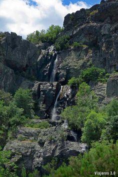 Valverde de los arroyos y la impresionante Chorrera de Despañalagua Spain Travel, Portugal, World, Outdoor, Waterfalls, Lakes, Hiking Trails, Cities, Landscapes