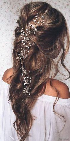Elegant bridal hairstyles for long hair (187)