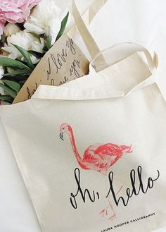 Crushing On: Flamingos!