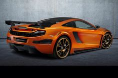 Another mc laren
