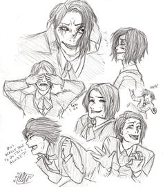 Some panel redraws of furuta's expressions in that chapter