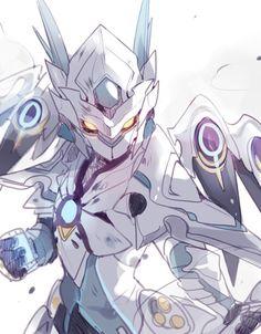 Image in Elsword⚔💖 collection by Saga on We Heart It Robot Concept Art, Armor Concept, Robot Art, Arte Gundam, Gundam Art, Fantasy Character Design, Character Concept, Character Art, Digimon