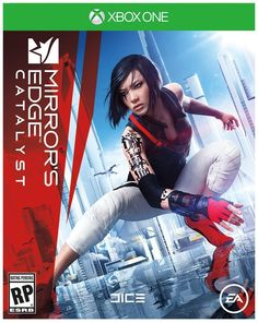 Electronic Arts Mirrors Edge Catalyst - Xbox One Jeux Xbox One, Xbox One Games, Ps4 Games, Games Consoles, Playstation Games, Sonic Adventure, Adventure Games, Age Of Empires, Wii