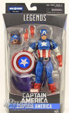 ToyzMag.com » Captain America Civil War, images des box Marvel Legends