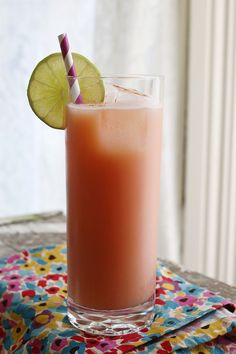 Cinnamon Mai Tai (and 24 other fresh squeezed cocktail recipes!) Click through for more.
