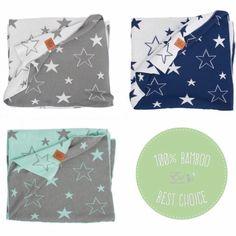 Bezaubernd schön!!! Lasst Euch von unseren neuen Decken aus 100% seidig weichem Bambus verzaubern!!! Ab Montag, 18.07.16 sind diese im Shop www.effii-kids.de erhältlich!!!