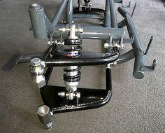 Classic Mini Race Double Wishbone Front Subframe (Not Zcars) Mini Cooper Classic, Classic Mini, Honda Vtec, Small Cars, Car In The World, Car Car, Coffee Maker, Racing, Mini Stuff
