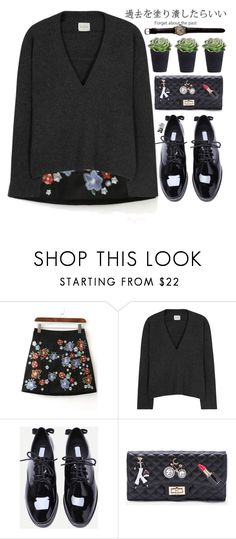 """past"" by mihreta-m ❤ liked on Polyvore featuring Le Kasha"